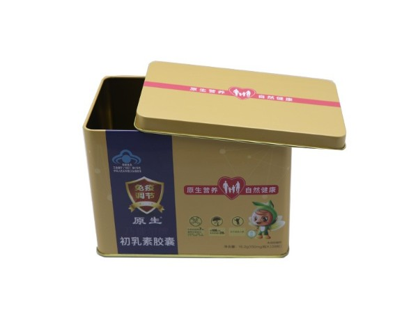150*95*111MM胶囊铁盒