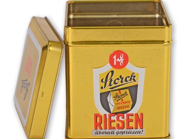 75*75*88MM马口铁食品包装盒