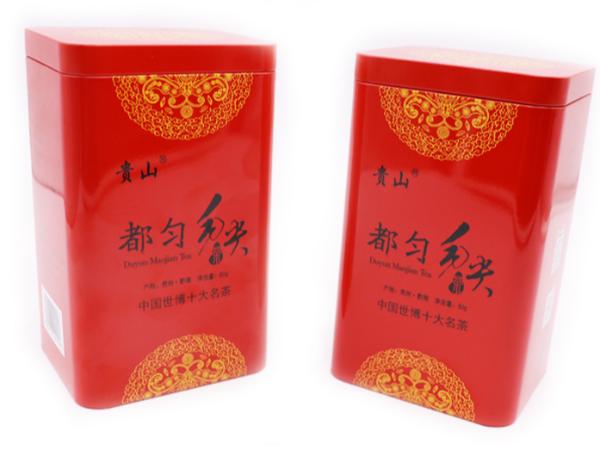 茶叶铁盒定制