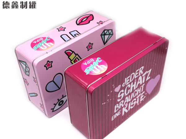 疫情下的------跨国礼品铁盒定制