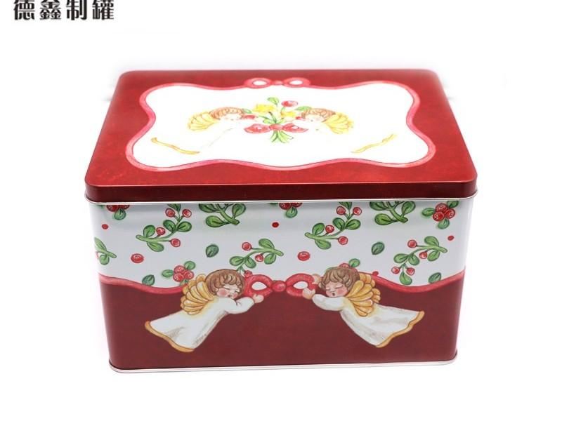 食品铁盒 长方形马口铁盒
