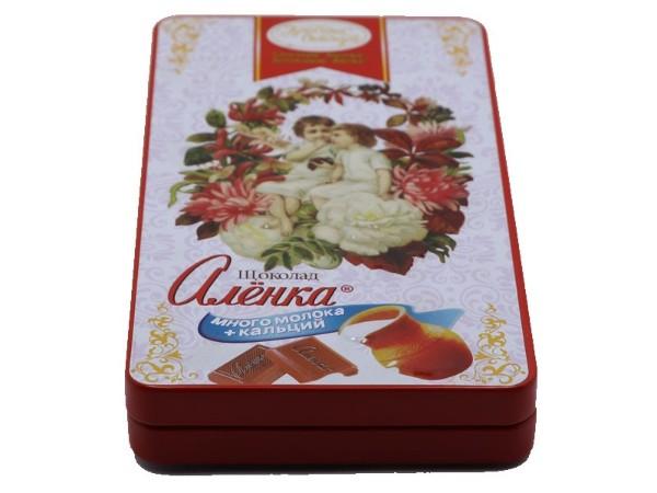 181*97*23MM巧克力糖果铁盒包装
