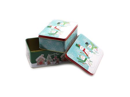 糖果礼品铁盒展示图
