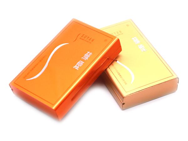香烟铝盒定制