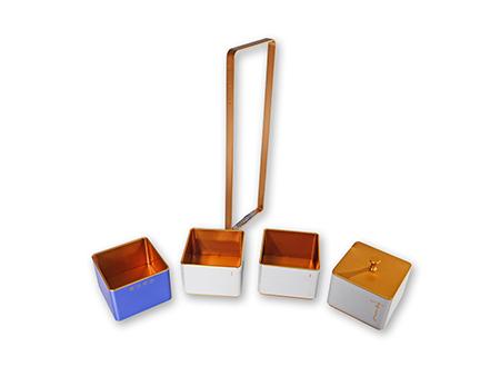 食品礼品铝盒展示图