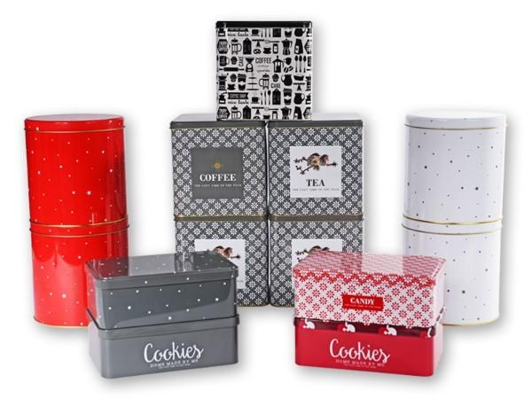 195*130*78MM礼品食品铁盒包装