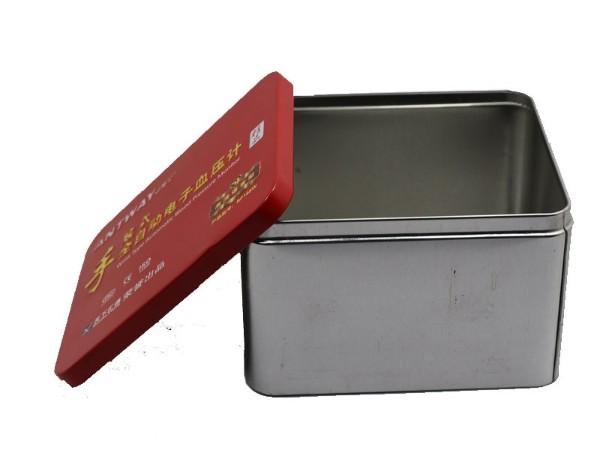 140*120*90MM电子产品铁盒包装