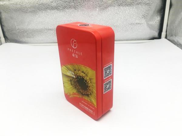 马应龙眼霜铁盒包装定制案例