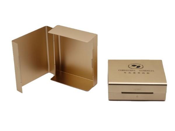 80*67*30MM铝制香烟盒