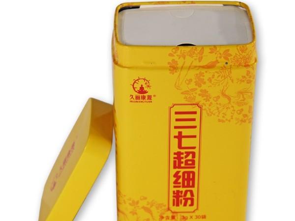 85*58*150MM三七粉铁盒