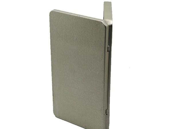 184*100*12MM长方形铁盒