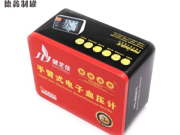 180*140*90MM电子产品包装铁盒
