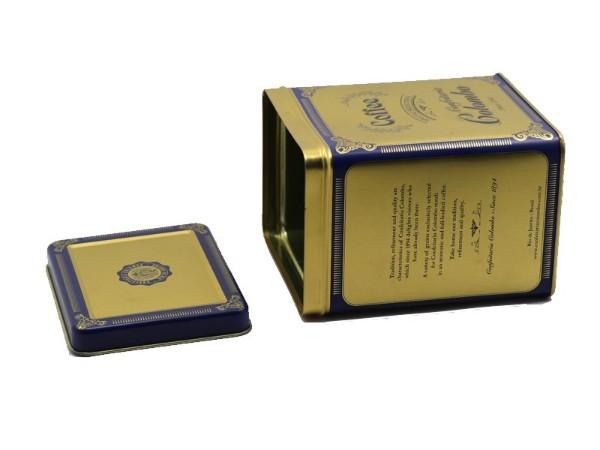 103*83*130MM咖啡铁盒包装