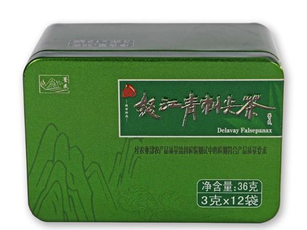 95*65*55MM马口铁茶叶罐