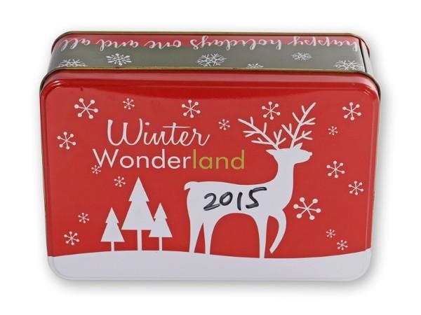 160*110*60MM圣诞长方罐
