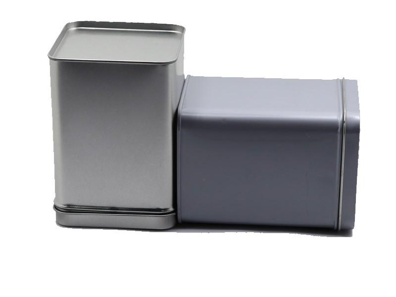 90*90*125MM茶叶铁罐