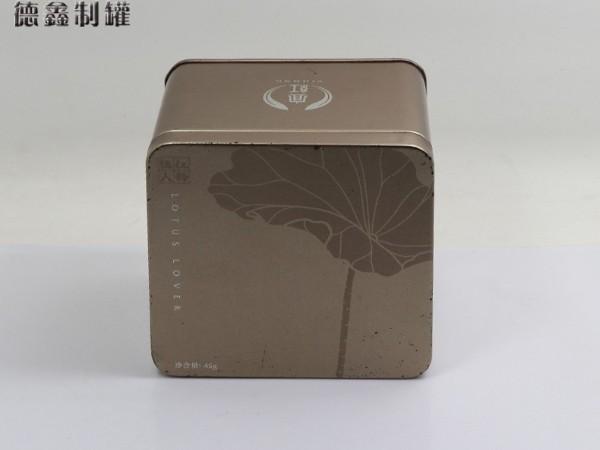 73*73*60MM正方形铁盒