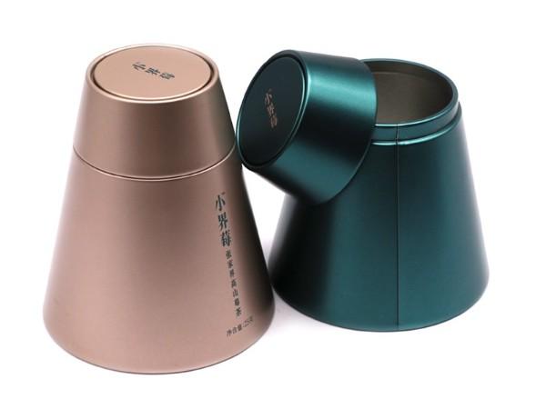 创意茶叶铁盒的诞生