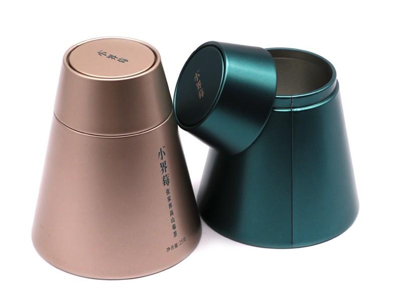 茶叶铁盒 马口铁茶叶罐