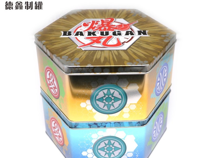 200*175*90MM保健品铁盒