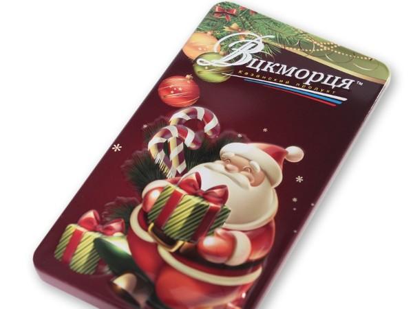 184*100*12MM巧克力铁盒