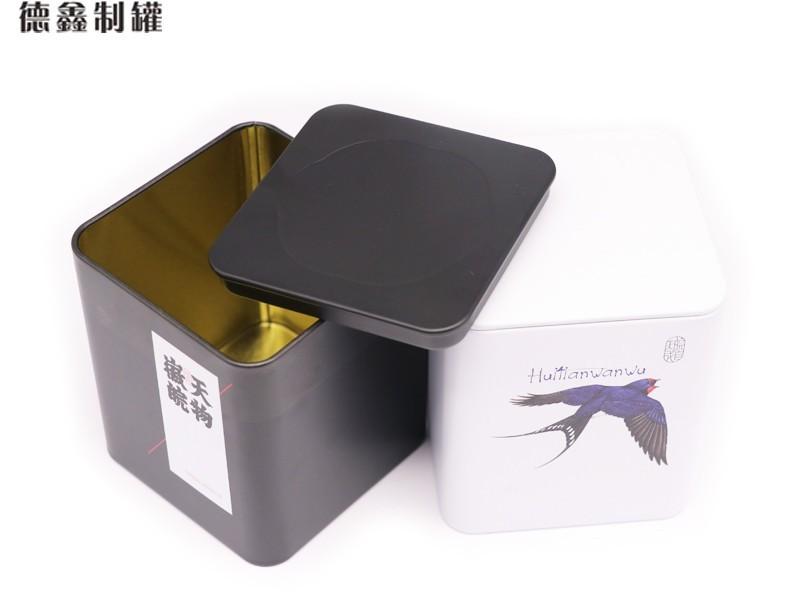 茶叶铁盒 食品铁盒