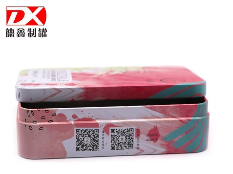 化妆品铁盒 马口铁眼膜盒