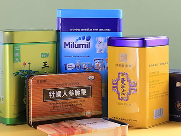 德鑫保健品铁盒包装优势有哪些?