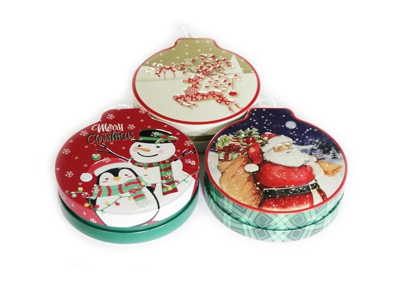 圣诞葫芦铁罐